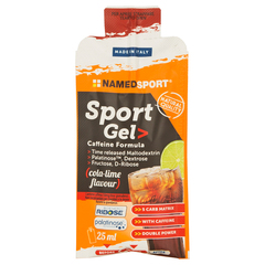 Complément alimentaire Named Sport Gel Caffeine 2017