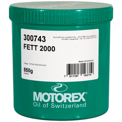 Graisse Motorex Bike Grease 2000  2018