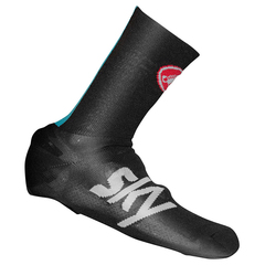 Couvre-chaussures Castelli Belgian Bootie Team Sky 2018