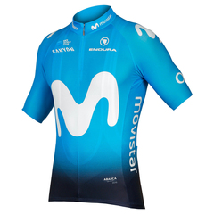 Maillot Endura Team Movistar 2018
