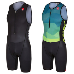 Combinaison Castelli Core Tri Suit Sleeveless 2018