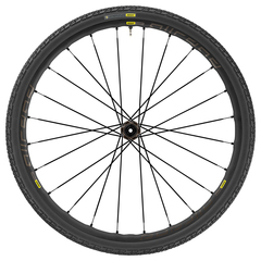 Roue avant Mavic Allroad Elite UST Disc 2019