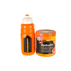 Complément alimentaire Named Sport HydraFit 400 g + bidon Named Sport