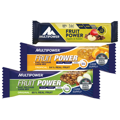 Barre énergétique Multipower Fruit Power